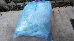 UUC pkg materials to recycle