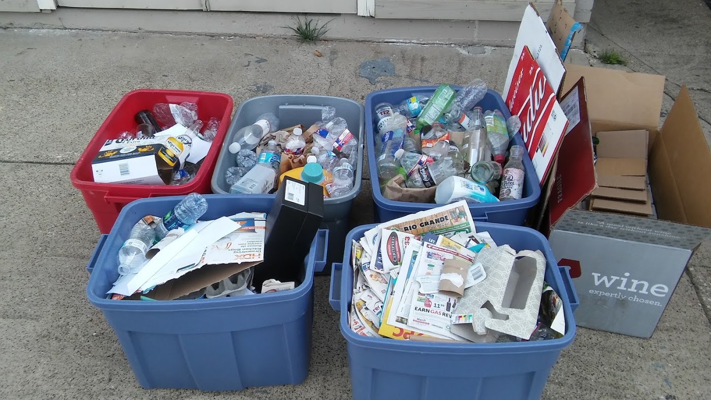 2017.03.11 - UUC Recycling