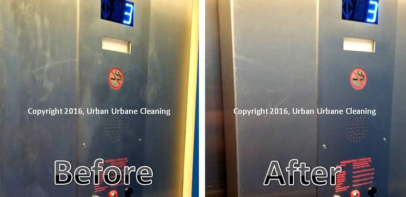 UUC Stainless Steel Elevator (c) 2016