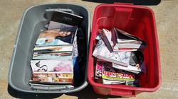 2017.04.23 - UUC Recycling - Magazines, etc