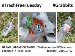 Trash Free Tuesday - 2016.07.12