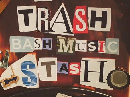 Litter's bête noire: An Interview with Brandon Giannasi of the Trash Bash Music Stash