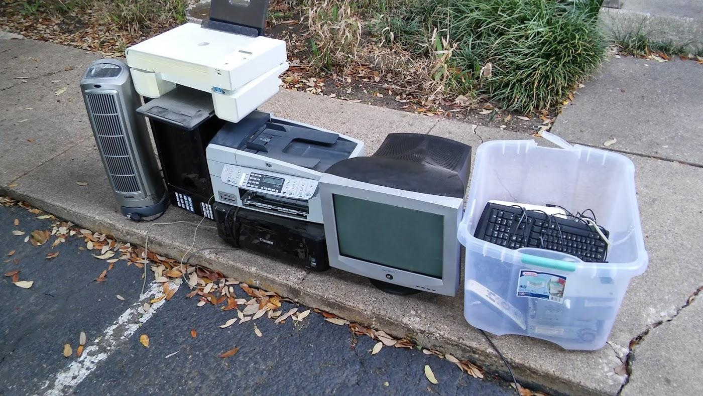 2017.02.24 - UUC Electronics Recycling