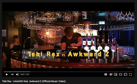 Tebi Rex Music Video