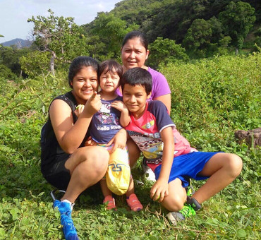 Families can remain together in El Salvador.