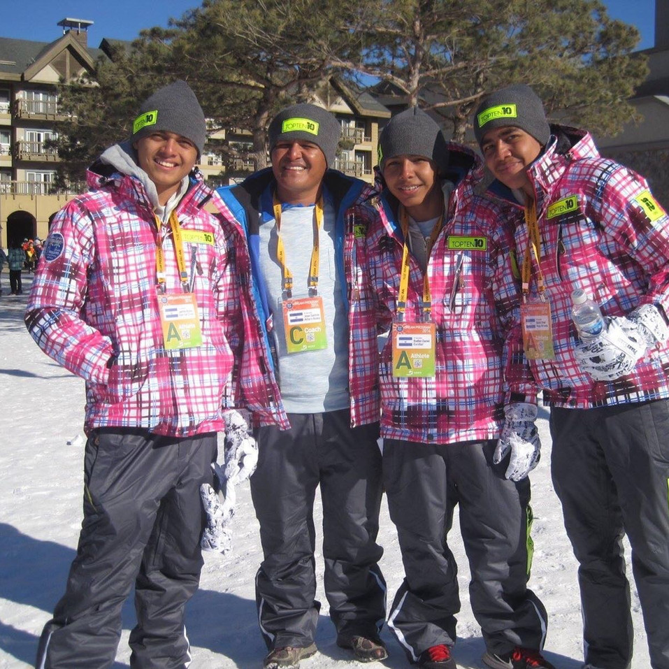 In 2014, we received an award from the National Ministry of Sport and South Korea's ambassador for our participation in the 2014 South Korean Winter Olympic Games Youth Training Camp where four Tamarindos speed skated for 15 days and competed against other youth from African, Asian and Latin American countries.