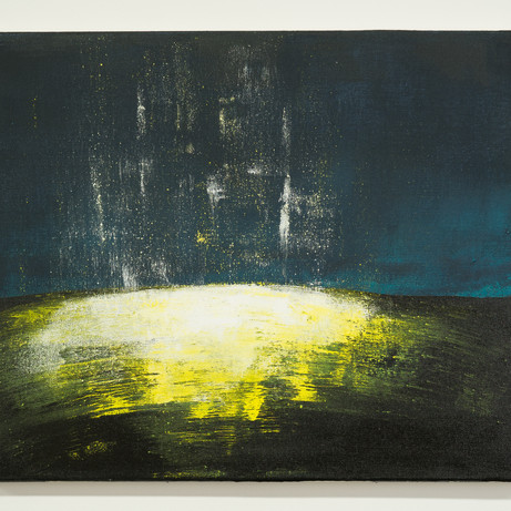 Starry night No.11_50.8 x 40.64 x 1.8cm_