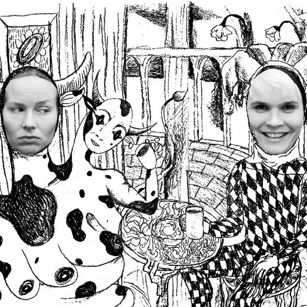 Jaakko Pallasvuo & Anni Puolakka