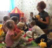 Мой Малыш Детский сад град Московский Воспитатель