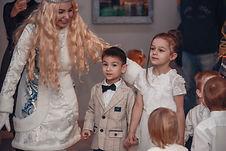 """Десткий сад """"Мой Малыш"""" Новогодний утренни 2020"""
