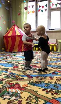 Детский сад Мой малыш Хореография