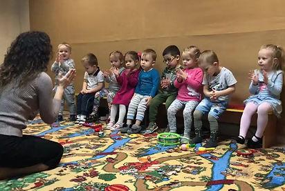 Детский сад Мой малыш Вокал