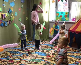 Детский Сад Мой Малыш Праздник День Рождения
