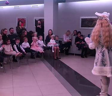 Детский Сад Мой Малыш Новогодний утренник 2020
