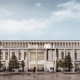 NSF International Office Building