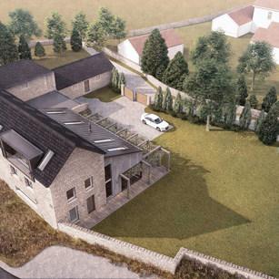 Wranbrook Farm - Extension