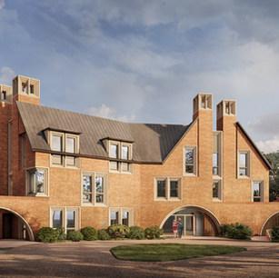 New girls house -  Shrewsbury School