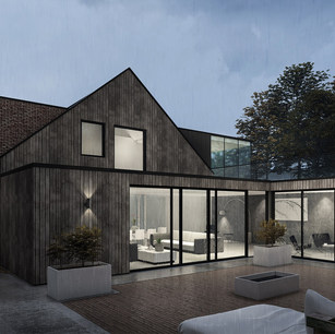Gillity Avenue - House extension