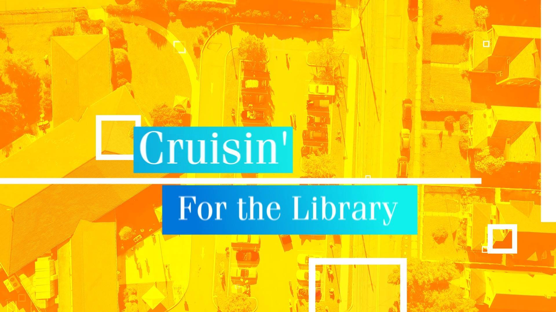 Crusin' For the Library 2018