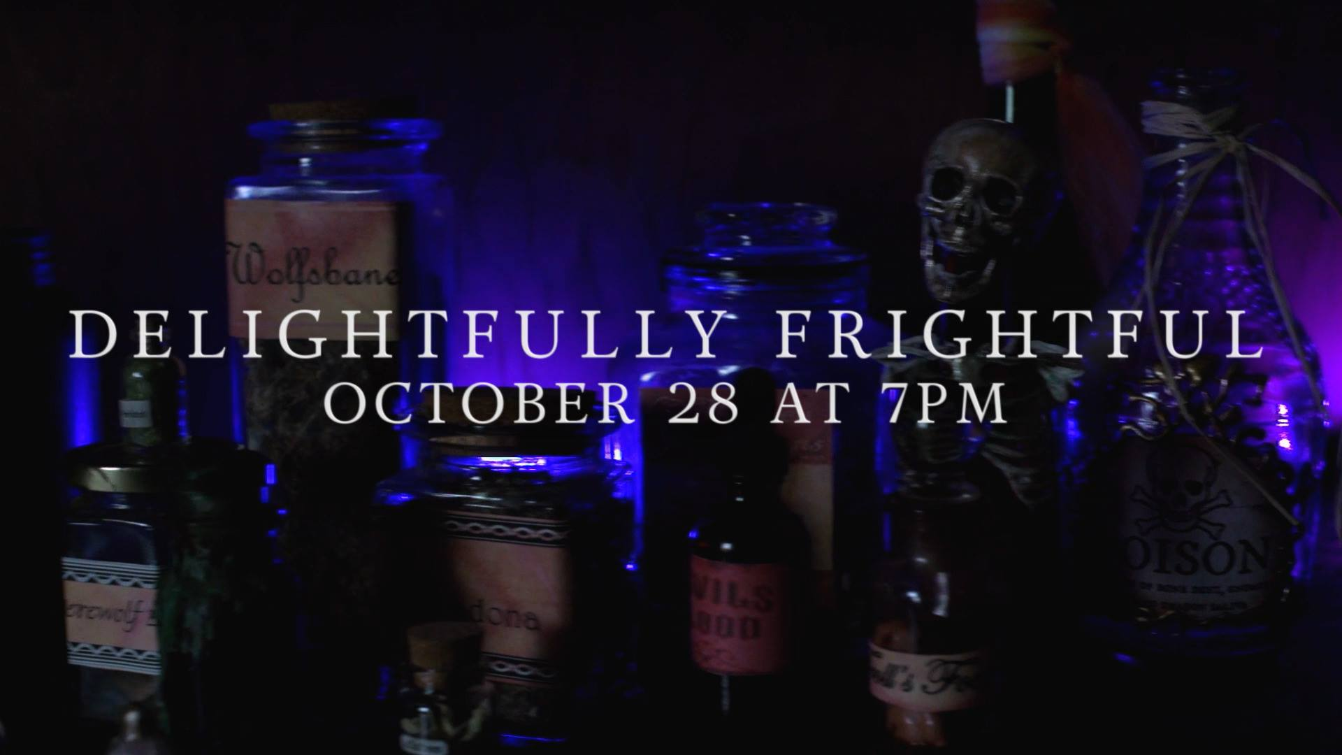 NAWS Frightfully Delightful- The Witch