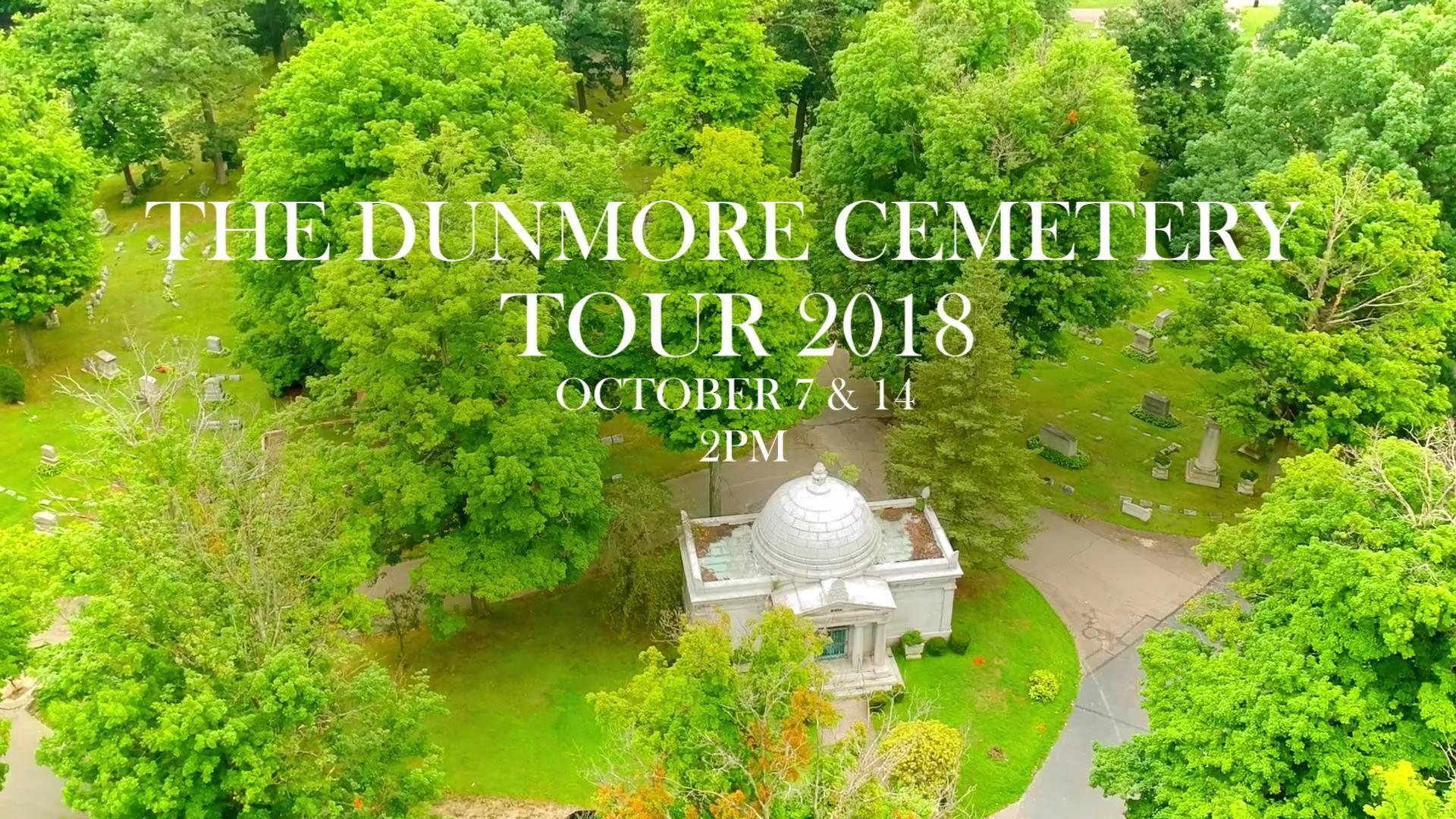 Dunmore Cemetery Tour - Teaser 4
