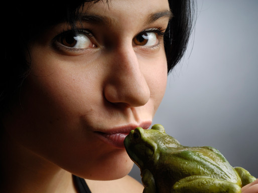 Don't Kiss The Frog