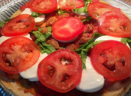 Savory Margherita Pizza (Gluten-Free)
