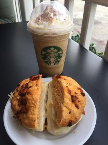 Starbucks Lunch Break