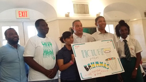 High School B.A.I.L.E.Y Initiative Award participants and winners shine at Great House