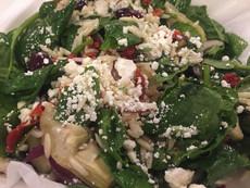 Orzo Mediterranean Salad
