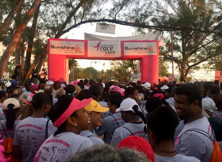 Steps for a purpose - Susan G. Komen Race for the Cure 2019