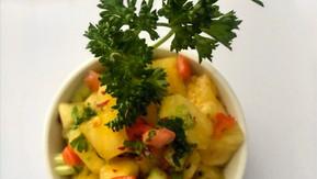 Tangy Pineapple Salsa