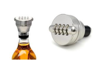 Conheça o cadeado de garrafa!