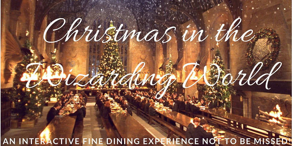 Christmas in the Wizarding World 2020 (February 1)