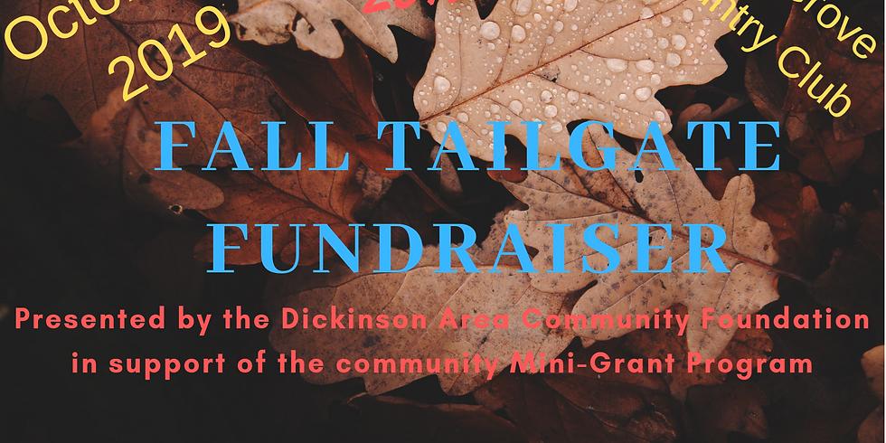 Fall Tailgate Fundraiser