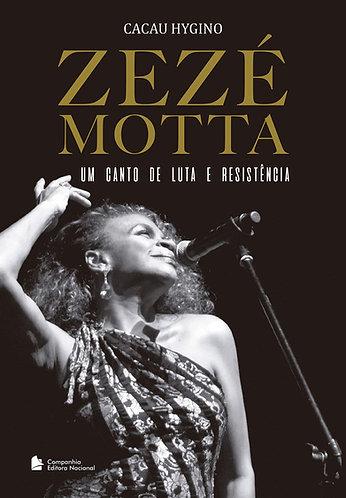 Zezé Mota: um canto de luta e resistência