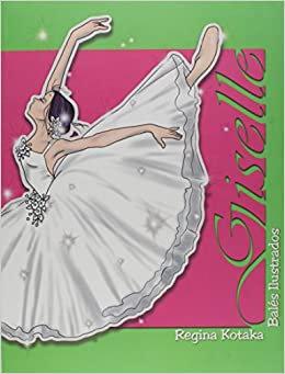 Giselle: balés ilustrados