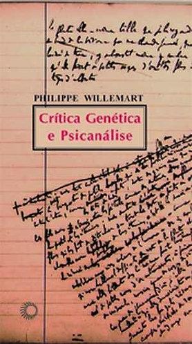 Crítica genética e psicanálise