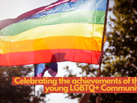 Celebrating the achievements of the young LGBTQ+ Community