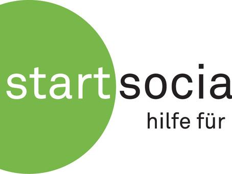 Diverse Young Leaders erhält StartSocial Stipendium