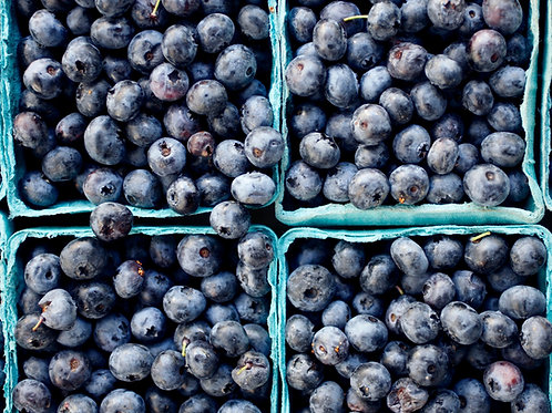 Blueberries (1 pt)