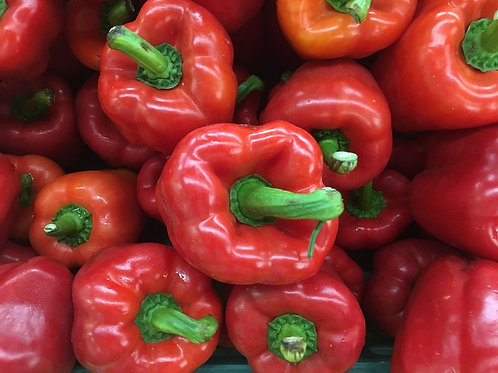 Red Bell Pepper (1 count)