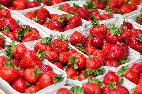 Strawberries (1 quart)