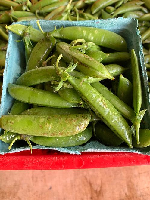 Sugar snap peas (quart)