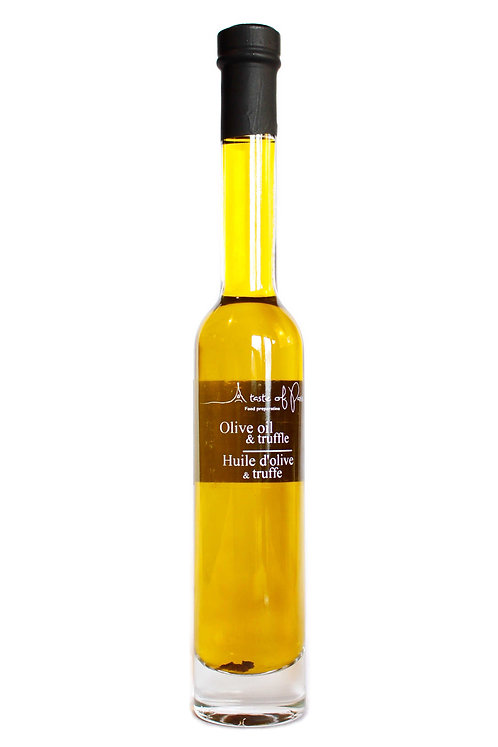 Nova Olive Oil & Black Truffle Infused 200ml