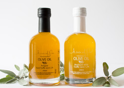 Olive Oils with Truffle Juice