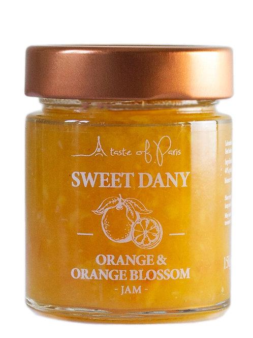 Sweet Dany - Orange & Orange Blossom 150g