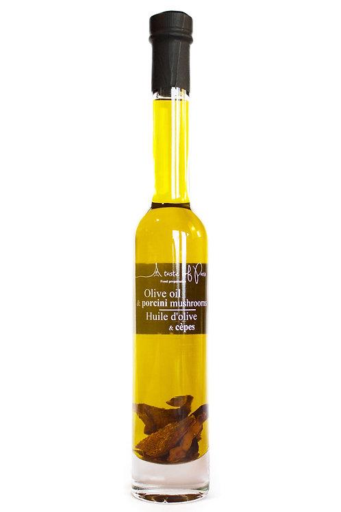 Nova Olive Oil & Porchini Mushrooms Infused 200ml