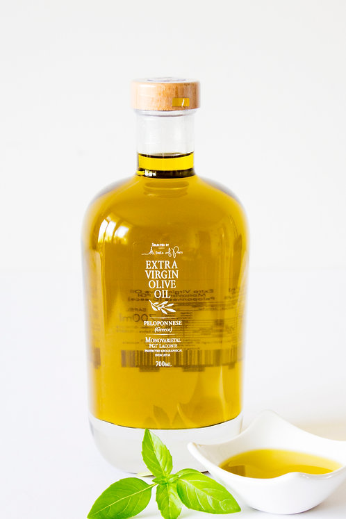 Peloponnese Extra Virgin Olive Oil 700ml