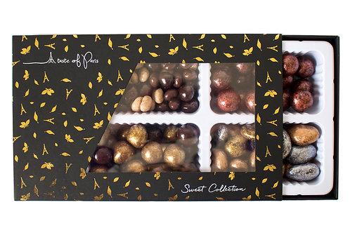 Festive Sleeve Box- Mosaic No 1 - 250g